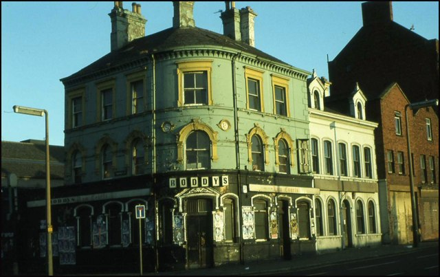 Former Roddy's Bar, Belfast