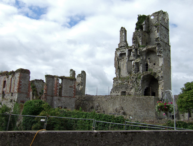 Castles of Munster: Askeaton, Limerick (1)
