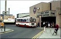 J3475 : York Road station, Belfast by Albert Bridge