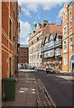 SZ6399 : Northern end of St Paul's Road, Portsmouth by Peter Facey