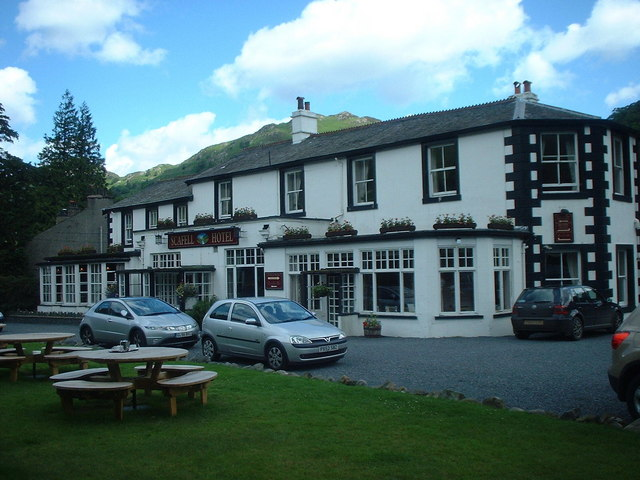 Scafell Hotel and Riverside Bar