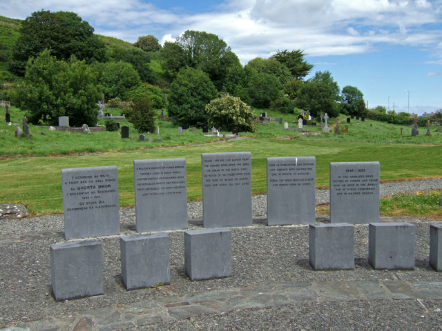 Site of Famine Burial Pits at Abbeystrowery