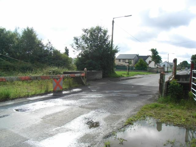Level Crossing, Rathholdren Road