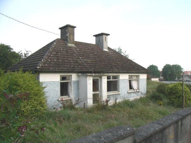 Derelict House on the Proudstown Road