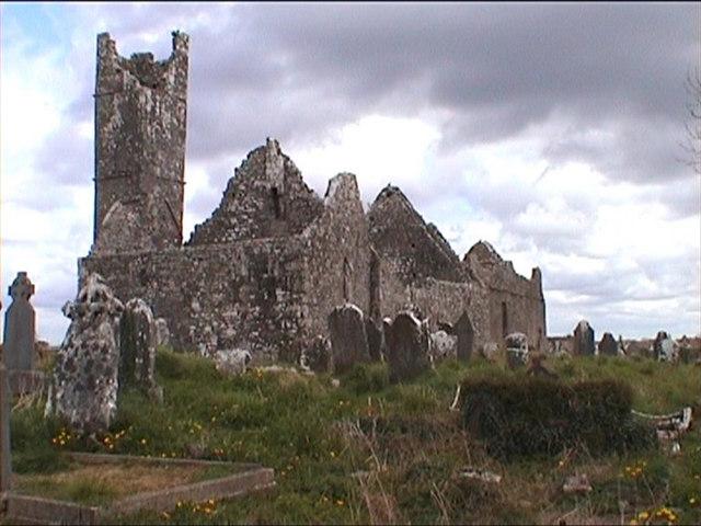 Mungret Abbey