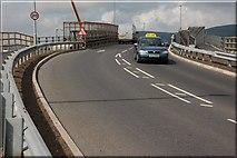 J3373 : The Westlink, Belfast (1) by Albert Bridge