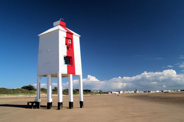 Have you seen a lighthouse like this?