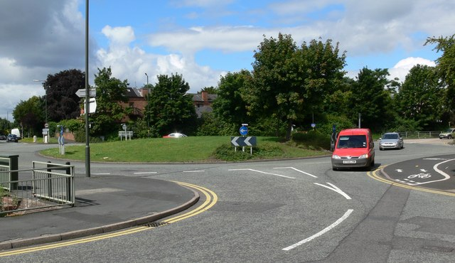 Kidderminster roundabout