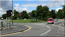 SO8277 : Kidderminster roundabout by Mat Fascione