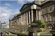 SJ3490 : Liverpool Museum and Central Library by Stephen McKay