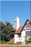 ST3050 : Burnham on Sea high lighthouse. by Steve  Fareham