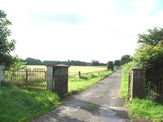 Entrance to Ardsallagh House