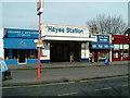 TQ4066 : Hayes (Kent) Station by Neil Reddin