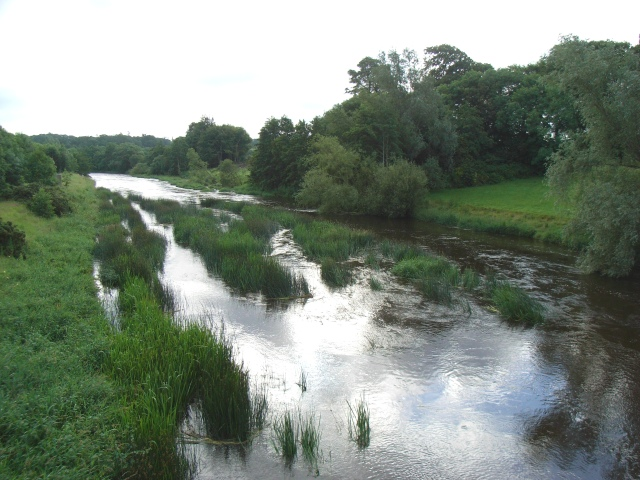 The Boyne from Ballinter Bridge