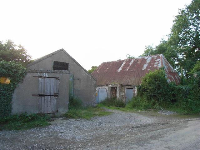 Farm Buildings South of Slane