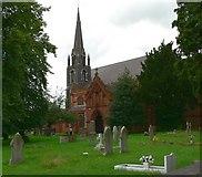 SO8276 : St John the Baptist Church, Kidderminster by Mat Fascione