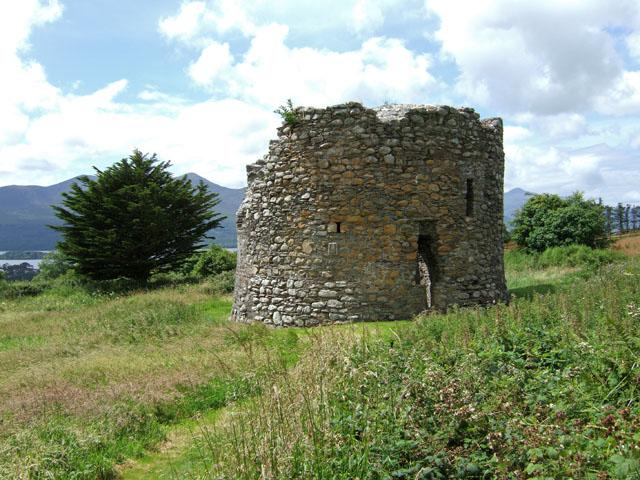 Parkavonear Castle Aghadoe
