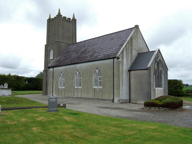 St Patrick's (C of I) Church Farranthomas