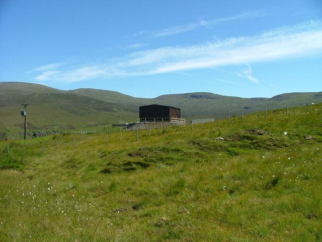 Balnaknock Water Treatment Plant