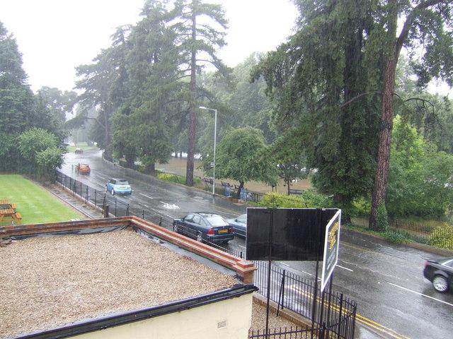 Evesham Waterside; 5.12pm 20th July 2007
