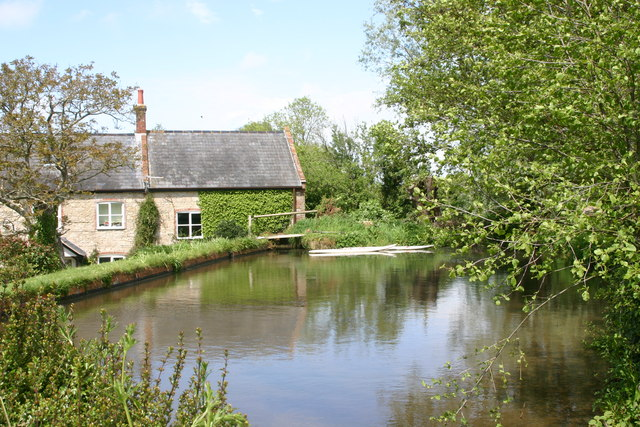 Lower Calbourne Mill