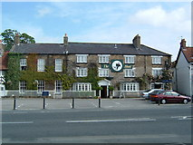SE6183 : The Black Swan Hotel, Helmsley, North Yorkshire by Nigel Catterall