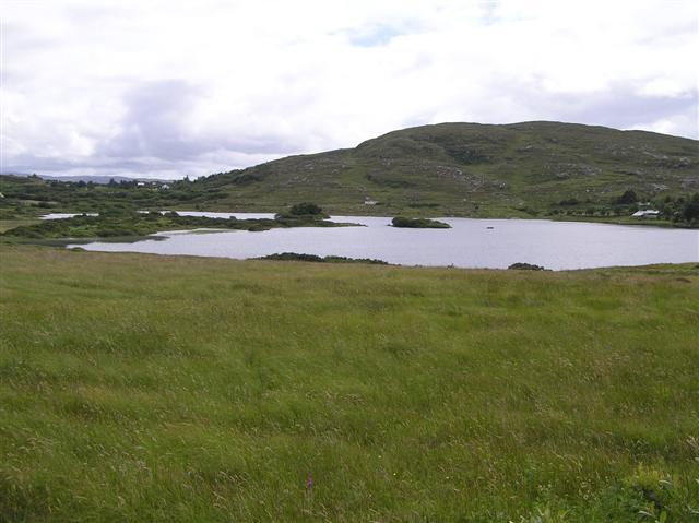 Lough near Dungloe