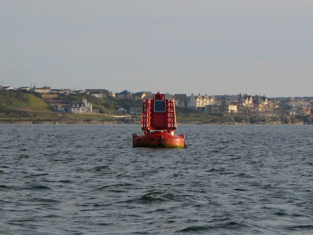 Red Can Buoy