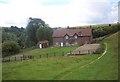 SE8564 : 18th Century 'Improvement Farm' by Maigheach-gheal