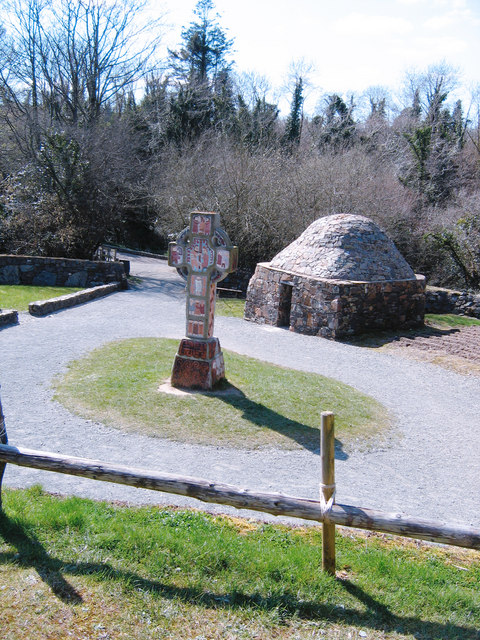 Ferrycarrig, nr Wexford - the Irish National Heritage Park
