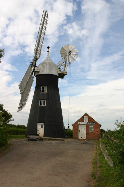 North Leverton Windmill