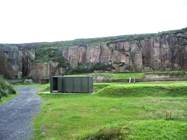 Horrocks Fold Quarries