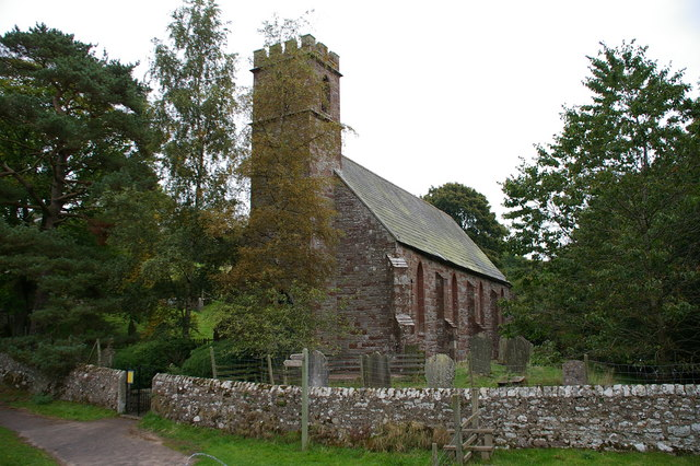 Church of St Theobald, Great Musgrave