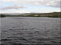 B7811 : Lake at Dungloe by Kenneth  Allen