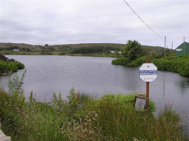 Loch an Tsaercain / Atercan Lake