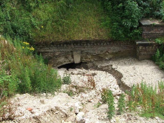 Drewton Tunnel West Portal