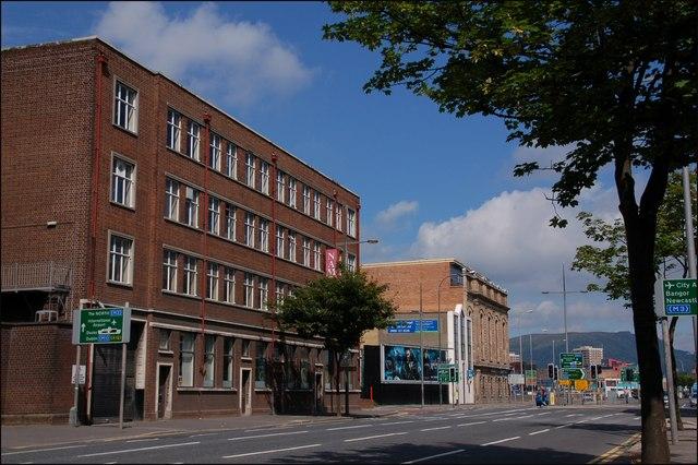 Tea warehouse, Belfast