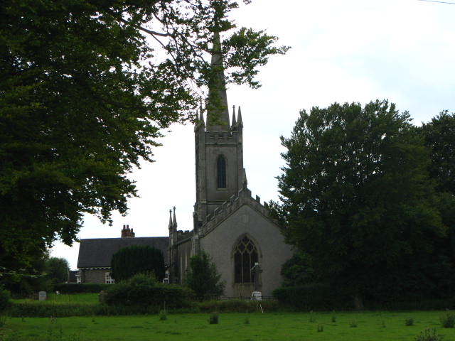 Saints Johns Church Fontstown