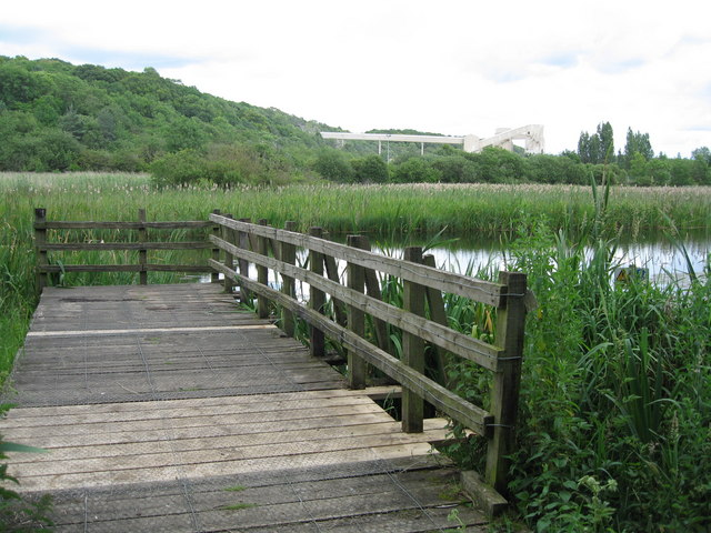 The Carrs. Bird Sanctuary. Ferryhill.