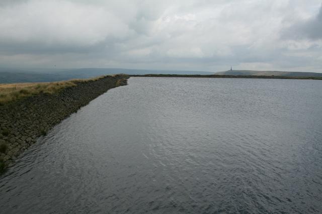 Gaddings Dam - North Western Side.