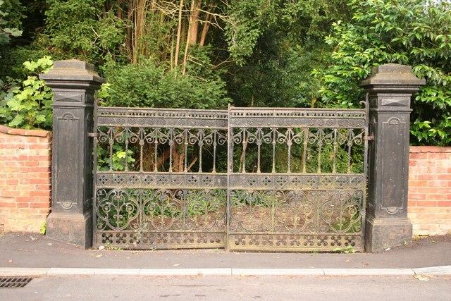 Hall Gates