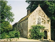 ST6601 : Cerne Abbas: abbey guest house by Chris Downer