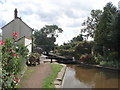 SO9365 : Lock keeper's cottage at Astwood Lock by Trevor Rickard