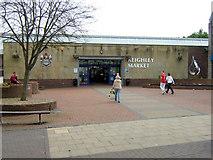 SE0641 : Keighley - Market Hall by David Ward