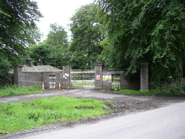 Bective House North Entrance