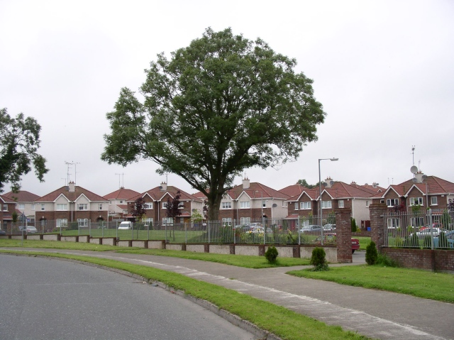The Paddocks Housing Estate