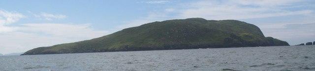 Scariff Island off Derrynane