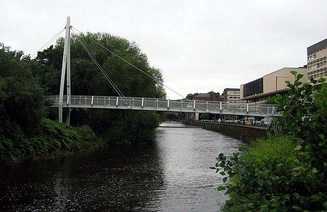 Penny Ferry Bridge
