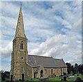 SE8317 : Church of St. Oswald, Luddington by David Wright