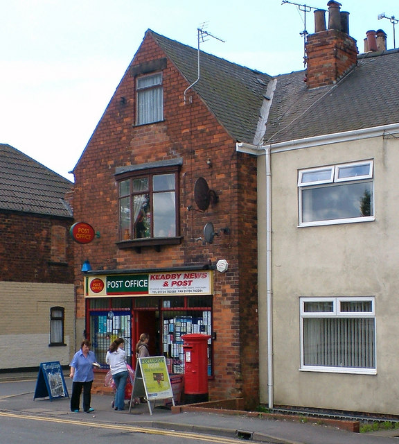 Keadby Post Office
